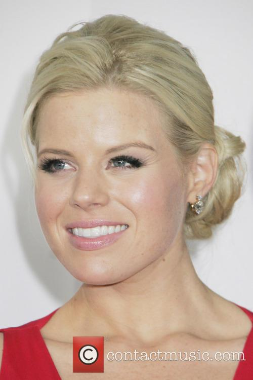 Megan Hilty and Beverly Hilton Hotel 3