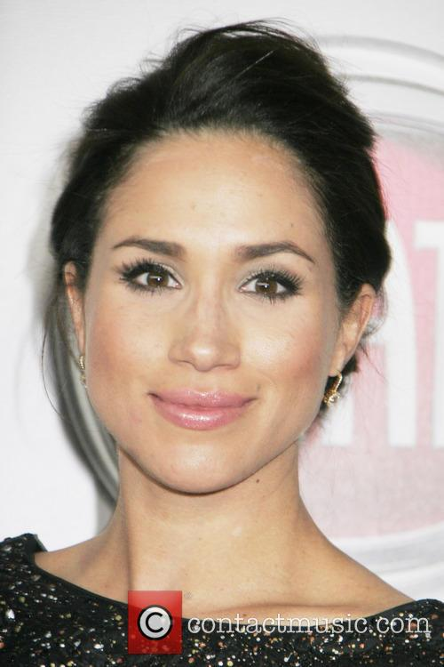 Meghan Markle and Beverly Hilton Hotel 2
