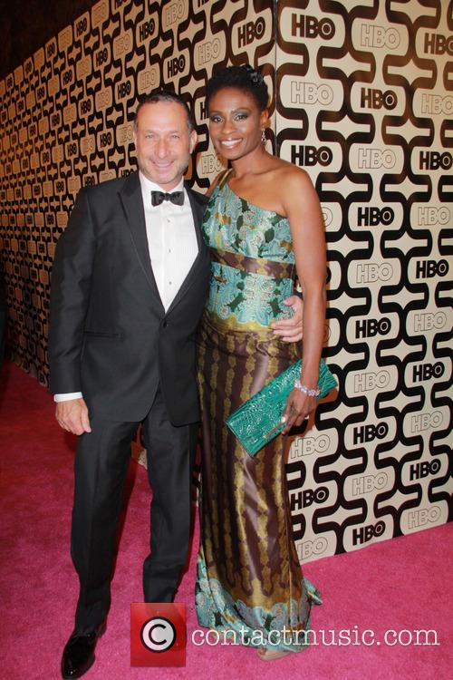 Alan Poul, Adina Porter and Beverly Hilton Hotel 2