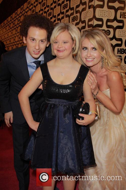 Josh Sussman; Lauren Potter; Tess Hunt 2013 HBO's...