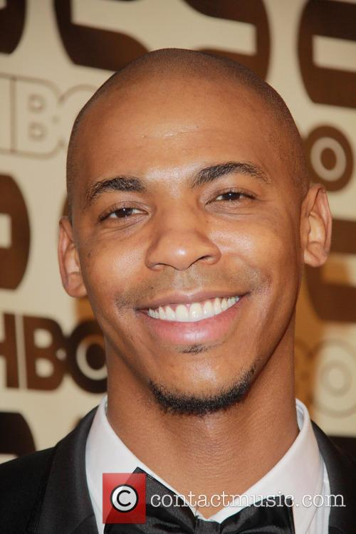 Mehcad Brooks and Beverly Hilton Hotel 3