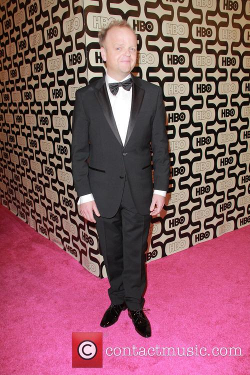 Toby Jones and Beverly Hilton Hotel 3