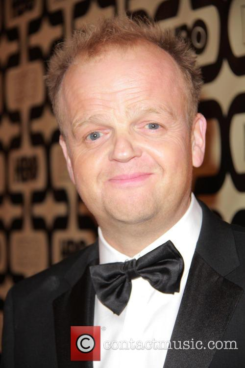 Toby Jones and Beverly Hilton Hotel 1