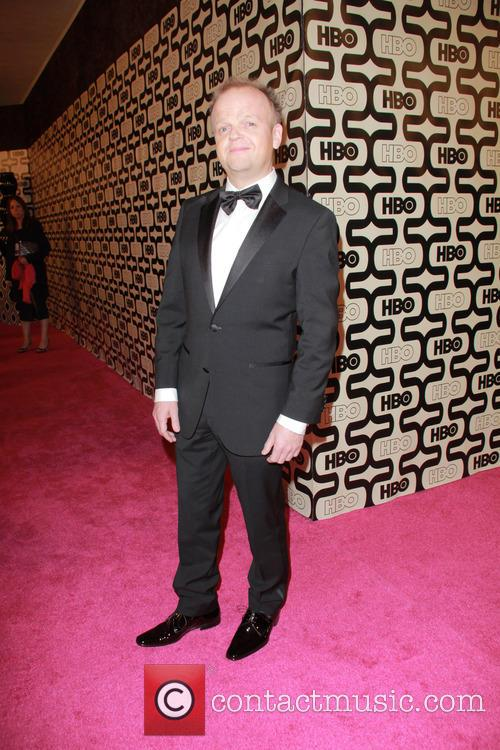Toby Jones and Beverly Hilton Hotel 4