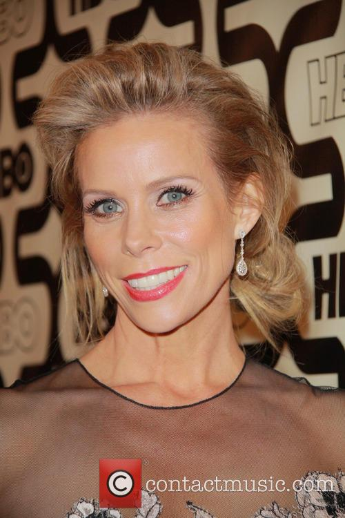 Cheryl Hines and Beverly Hilton Hotel 3