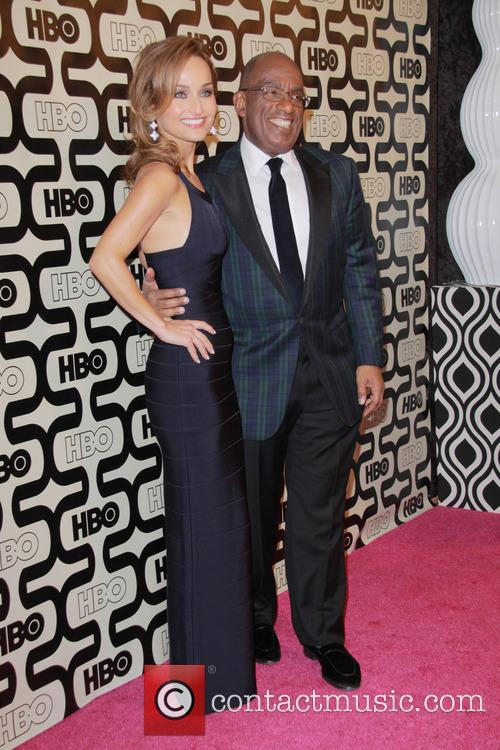 Giada De Laurentiis, Al Roker and Beverly Hilton Hotel 3