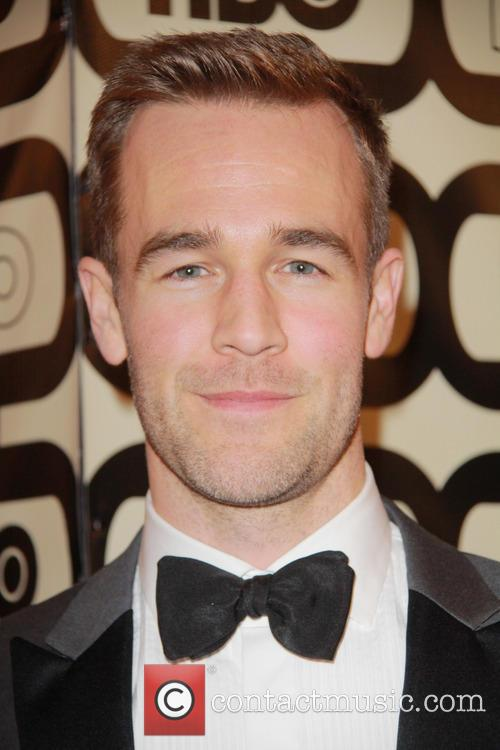 James Van Der Beek, Beverly Hilton Hotel