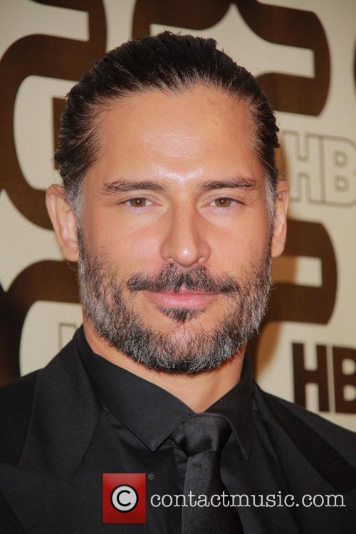 Joe Manganiello and Beverly Hilton Hotel 2