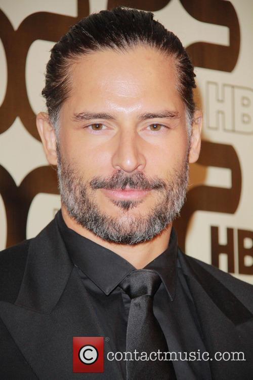 Joe Manganiello and Beverly Hilton Hotel 4