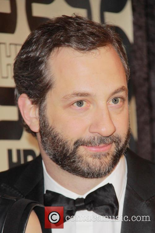 Judd Apatow and Beverly Hilton Hotel 2