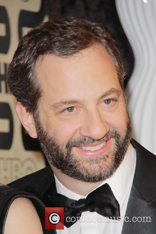 Judd Apatow and Beverly Hilton Hotel 1