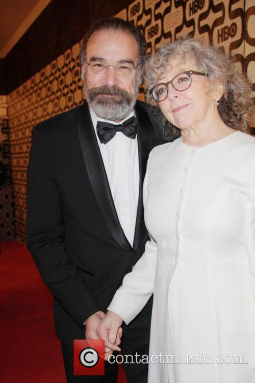 Mandy Patinkin and Beverly Hilton Hotel 1