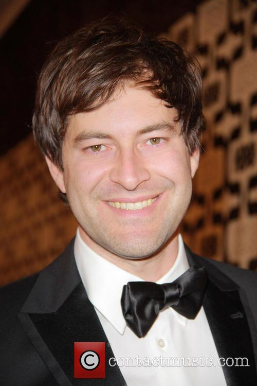 Mark Duplass and Beverly Hilton Hotel 3