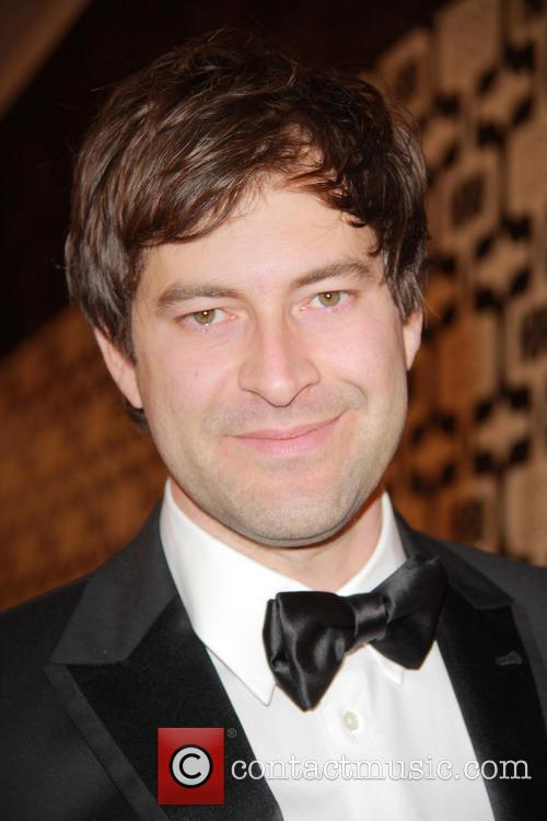 Mark Duplass and Beverly Hilton Hotel 2