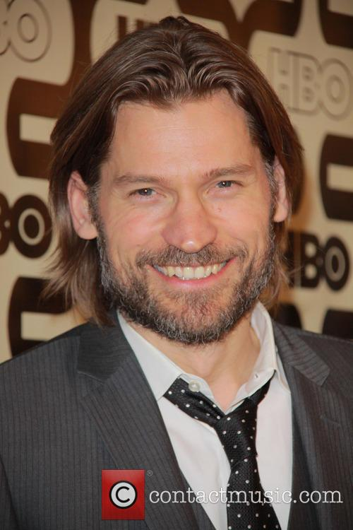Nikolaj Coster-waldau and Beverly Hilton Hotel 5