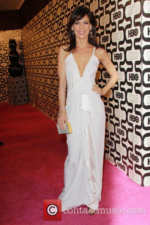 Perrey Reeves and Beverly Hilton Hotel 3
