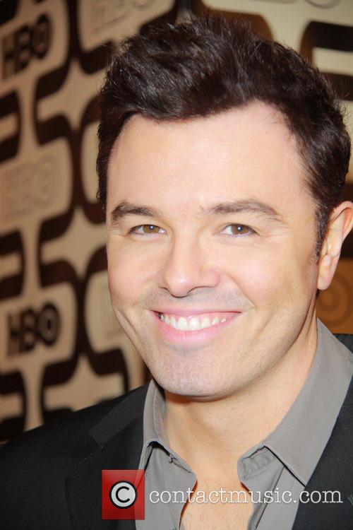 Seth Macfarlane and Beverly Hilton Hotel 3