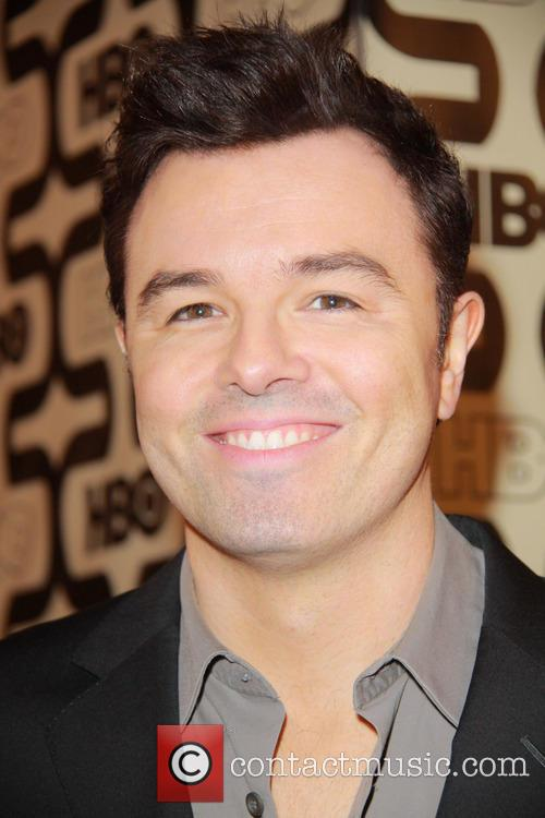 Seth Macfarlane and Beverly Hilton Hotel 2