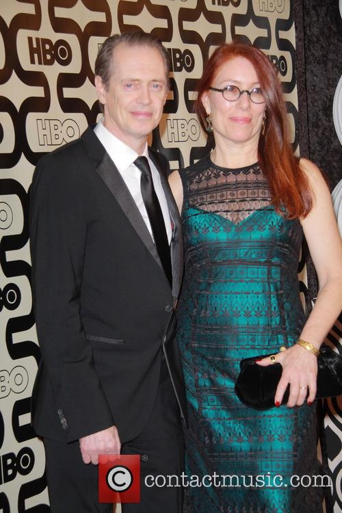 Steve Buscemi, Jo Andres and Beverly Hilton Hotel 5