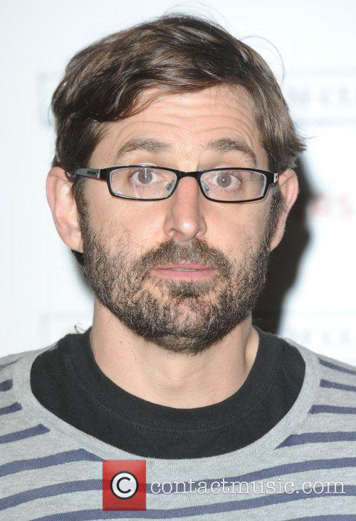 Louis Theroux at a photocall for Headhunters at...