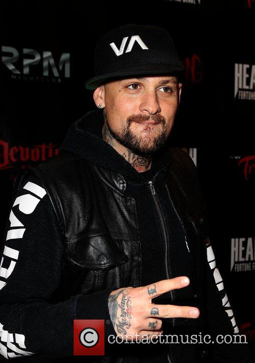 Benji Madden Headrush/Forgiven Official After-Fight Party with Joel...