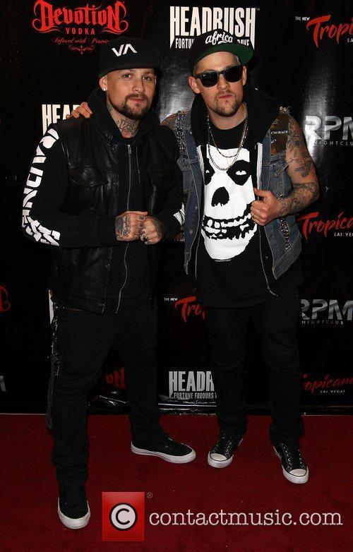 Benji Madden, Joel Madden Headrush/Forgiven Official After-Fight Party...