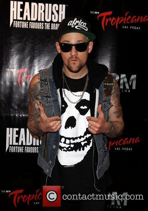 Joel Madden Headrush/Forgiven Official After-Fight Party with Joel...