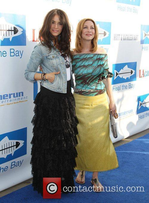 Abigail Spencer and Sharon Lawrence 2