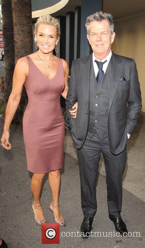 David Foster's Wife Yolanda Hadid