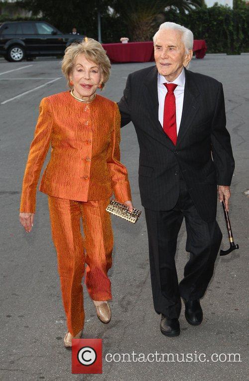 Anne Douglas and Kirk Douglas 4