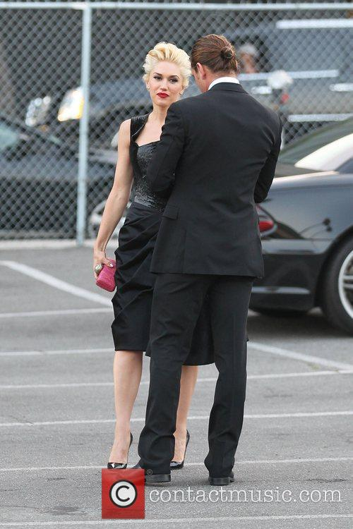 Gwen Stefani and Gavin Rossdale 7