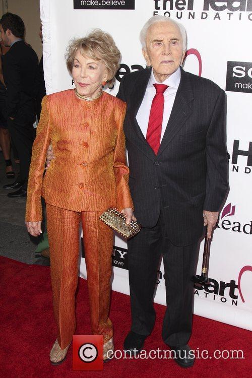 Kirk Douglas and Anne Douglas 2