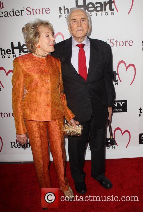 Anne Douglas and Kirk Douglas 5