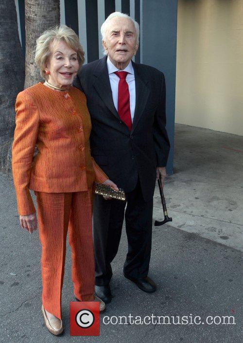 Anne Douglas and Kirk Douglas 6
