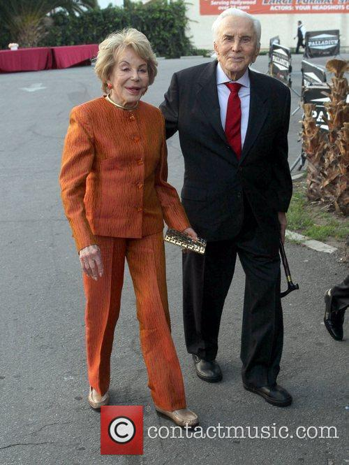 Anne Douglas and Kirk Douglas 8