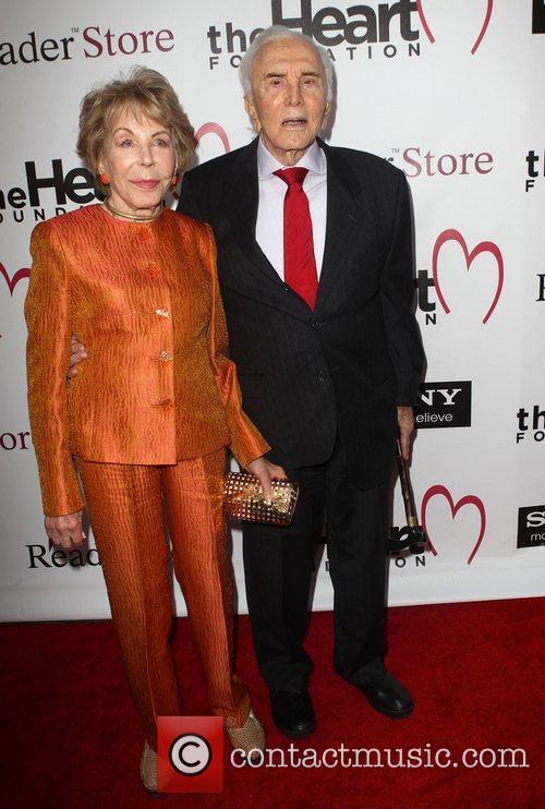 Anne Douglas and Kirk Douglas 9