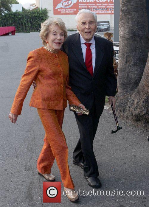 Anne Douglas and Kirk Douglas 10
