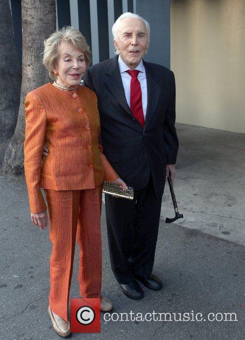 Anne Douglas and Kirk Douglas 11