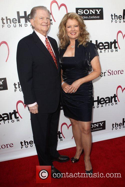 Burt Sugarman and Mary Hart 2