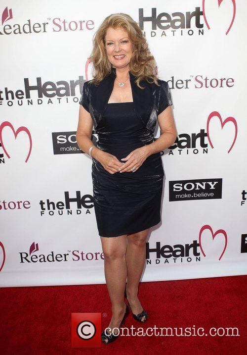 The Heart Foundation Gala held at the Hollywood...