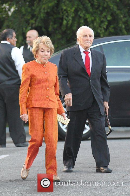 Anne Douglas and Kirk Douglas 3