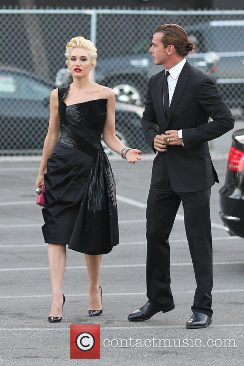 Gwen Stefani and Gavin Rossdale 9