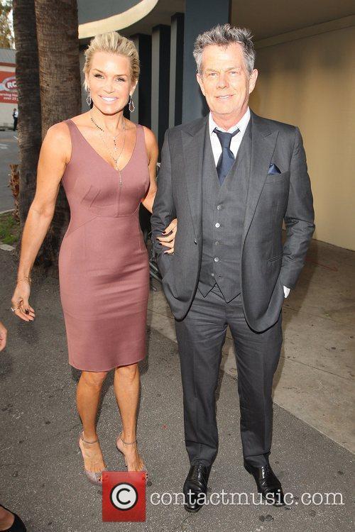 David Foster Yolanda Hadid