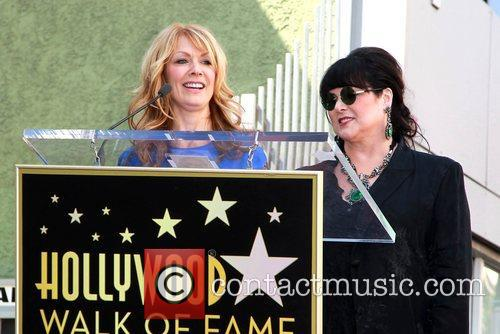 Ann Wilson and Nancy Wilson 7