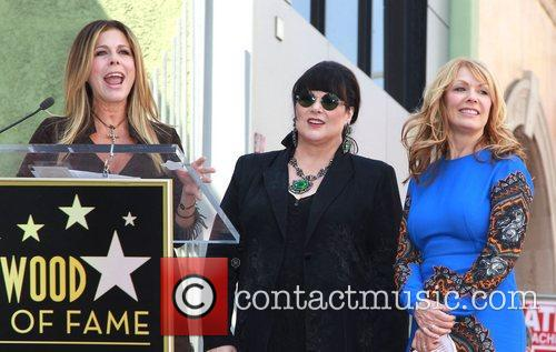Rita Wilson, Ann Wilson and Nancy Wilson 7