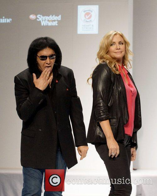 Gene Simmons and Shannon Tweed 6