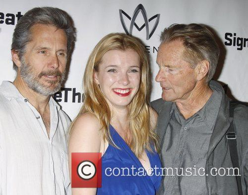 Gary Cole, Betty Gilpin and Sam Shepard Opening...