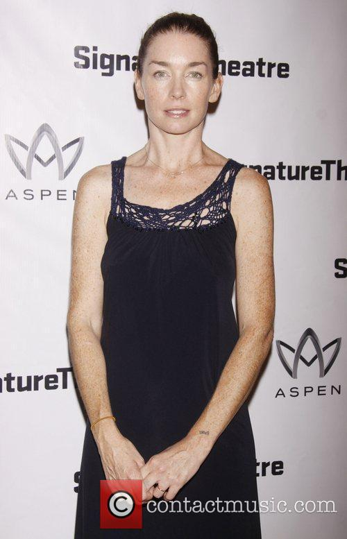 Julianne Nicholson Opening night after party for 'Heartless'...