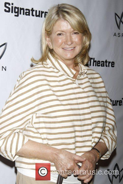 Martha Stewart  Opening night after party for...