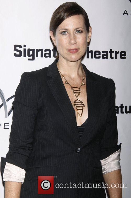 Miriam Shor Opening night after party for 'Heartless'...